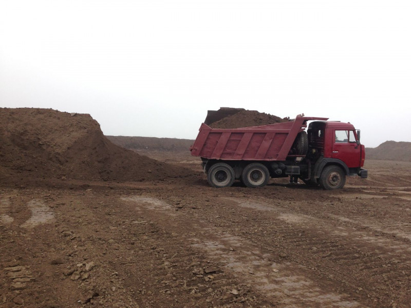 доставка куба песка