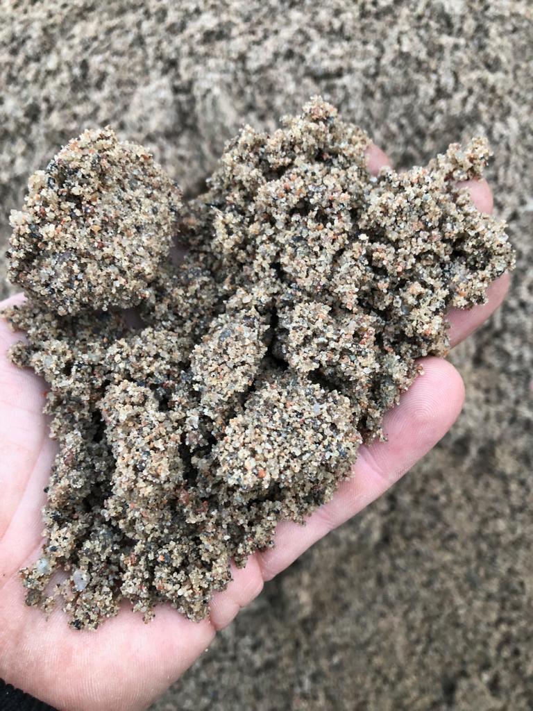доставка морского песка