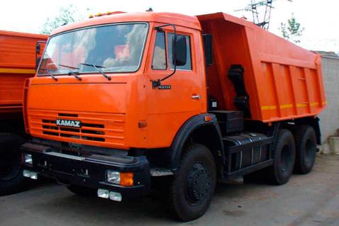Аренда КАМАЗа 6520 в СПб