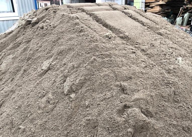 морской песок с доставкой