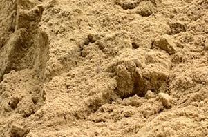 песок для посыпки дорог